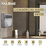 VALENS 2PCS Hand Dryer, Electric Hand Dryer for