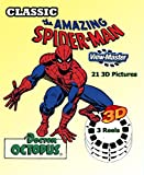 Spider-Man Versus Dr. Octopus - Classic ViewMaster 3 Reel Set - 21 3D Images
