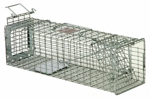 "Safeguard Model 52818 Live Cage Trap Rear Release 18"" x 5..."