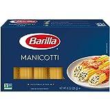 Barilla Pasta, Manicotti, 8 Ounce (Pack of 12)