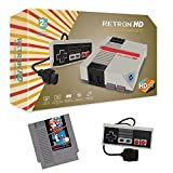 Retron 1 HD System Bundle with Extra Controller and Super Mario Bros. Cartridge