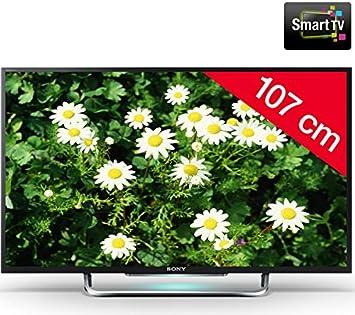 SONY BRAVIA KDL-42W705B - Televisor LED Smart TV + Kit de limpieza SVC1116/10: Amazon.es: Electrónica