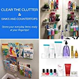 Clear Wall Shelf - Modern Acrylic Shelf - Clear