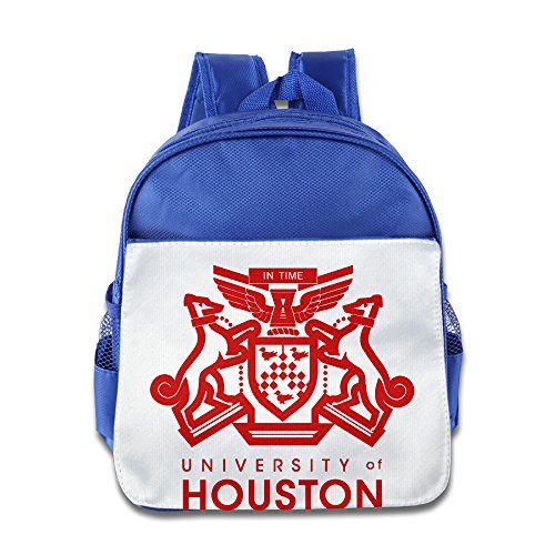 Price comparison product image XJBD Custom Cool University Of Houston Kids Shoulders Bag For 1-6 Years Old RoyalBlue