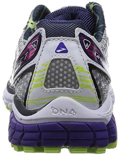 Training 7 Women's Ghost White Brooks Shoes qvAwtZWa