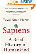 #9: Sapiens: A Brief History of Humankind
