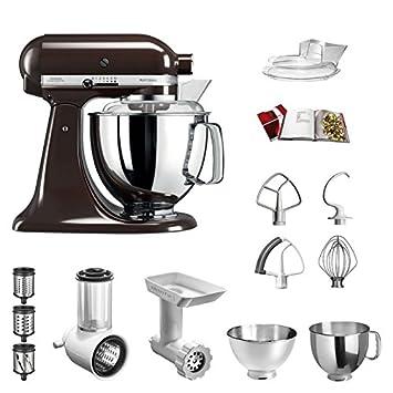 KitchenAid Küchenmaschine Artisan | 5KSM175E | STARTER PAKET inkl ...