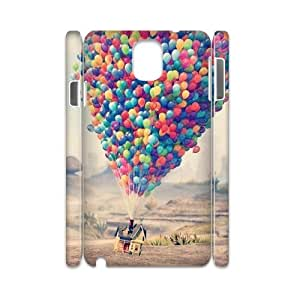 ALICASE Balloon Customized Cover Case For samsung galaxy note 3 N9000 [Pattern-1]