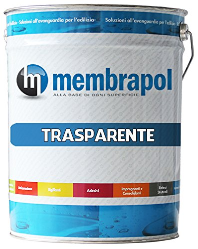 MEMBRAPOL TRASPARENTE CONFEZIONE 5 KG - SPEDIZIONE GRATUITA ...