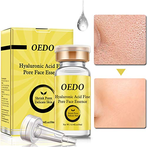 Best Skin Tightening Pore Serum For Women & Men Pores Shrinking Essential Liquid Control Oil Remove Blackheads Pimples Face Serum Naolve