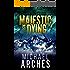 Majestic Is Dying (Flint Harrington Mysteries Book 3)