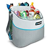 Wildhorn Tortuga Beach Bag Cooler Tote. 24 Can Easy Access...