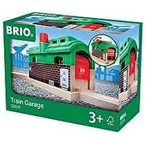 Brio - Depósito de trenes (33574)