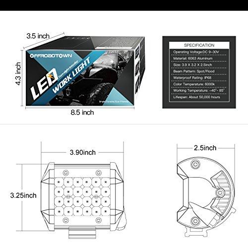 Buy led fog lights for trucks