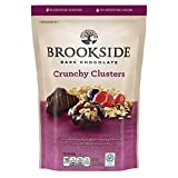 Brookside Dark Chocolate Crunchy Clusters Berry Medley Fruit Flavors Pouch, 15 Ounce