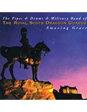 """The Royal Scots Dragoon Guards""""/""""Amazing Grace"""