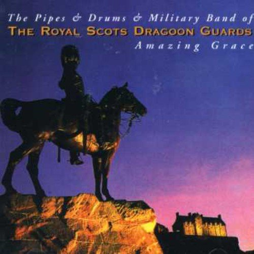 Royal Scots Dragoon Guards Amazing Grace CD Covers - photo#12