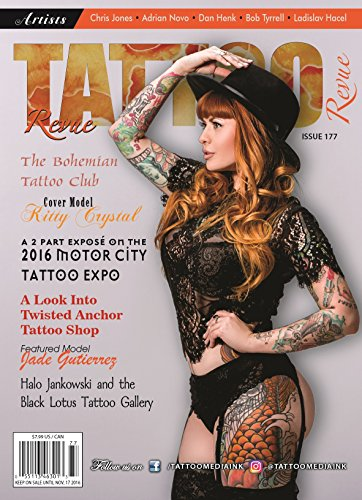 Tattoo Revue Magazine Issue 177