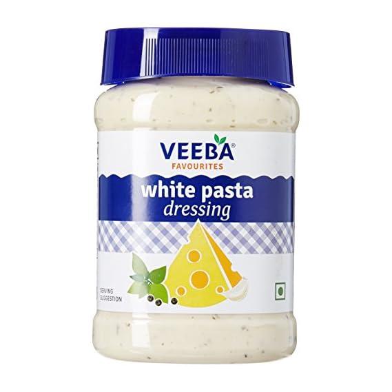 Veeba White Pasta Dressing, 285g