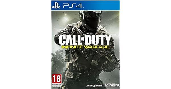 Call Of Duty: Infinite Warfare - PlayStation 4 [Importación ...