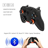 Wechip Wireless Bluetooth Games Controller, for Android Phone, iPhone,Tablet, TV Box