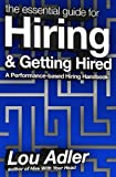img - for The Essential Guide for Hiring & Getting Hired: Performance-based Hiring Series book / textbook / text book