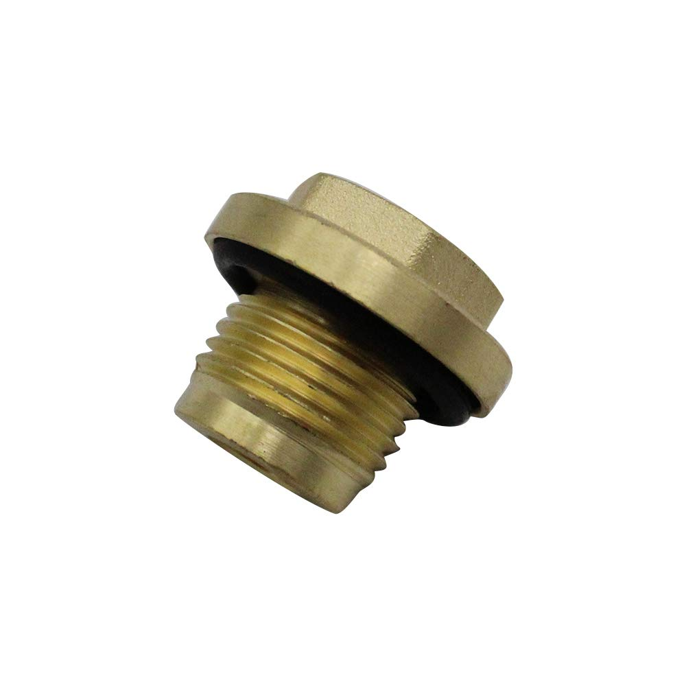 Festnight Oil Drain Nut Brass Diff Filler Plug Kit for Land Rover Discovery 2 Td5 /& V8