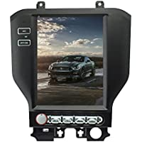 Ispino Car Radios GPS Navigation 2GB+32GB 10.4 inch touch screen Android 6.0 Bluetooth for Ford Mustang 2015-2018