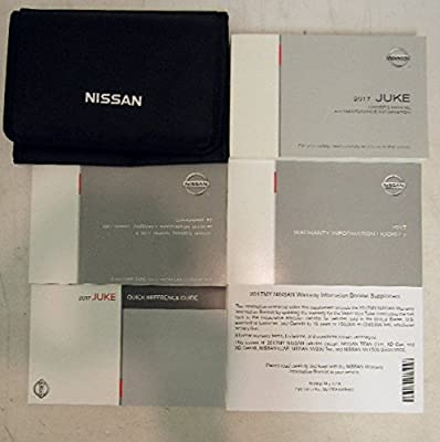 2017 nissan juke owners manual guide book nissan amazon com books rh amazon com nissan juke owners manual 2017 uk nissan juke owners manual