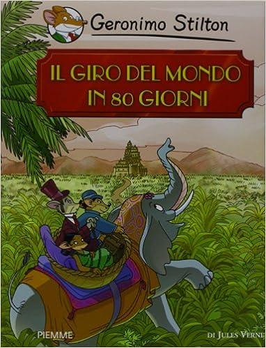 buy online f0670 dce05 Amazon.it: Il giro del mondo in 80 giorni di Jules Verne ...