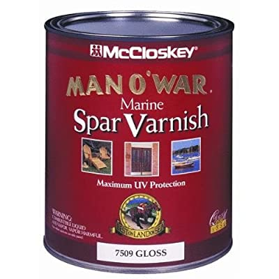 MCCLOSKEY 7509 Mow Spar Varn Gloss