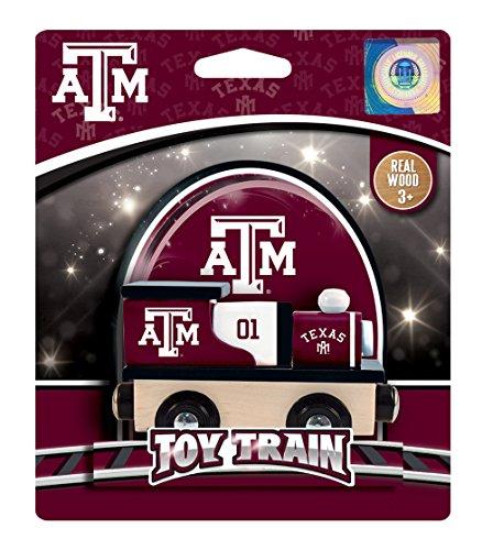 MasterPieces NCAA Texas A&M Aggies Wood Train