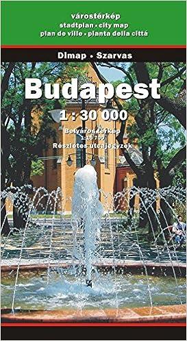 Budapest 1 27 000 Varosterkep Belvaros Terkep 1 15 600
