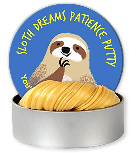 Sloth Dreams Patience Putty