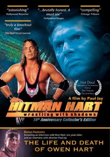 Hitman Hart: Wrestling With Shadows - 10th Anniversary Collector's Edition (Collector Wrestling Figure)