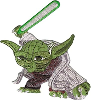 Application Star Wars Clone Wars Yoda Lightsaber Patch