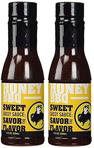 - Buffalo Wild Wings Barbecue Sauces, Spices, Seasonings and Rubs For: Meat, Ribs, Rib, Chicken, Pork, Steak, Wings, Turkey, Barbecue, Smoker, Crock-Pot, Oven (Honey BBQ, (2) Pack)