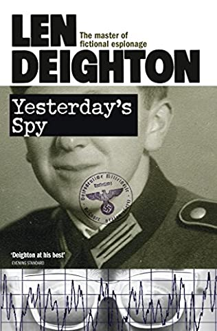 book cover of Yesterday\'s Spy
