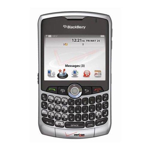 Verizon Blackberry Curve Replica Dummy Toy Phone, Silver