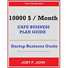 10000 $ / Month CAFE BUISNESS PLAN: Introductory Price