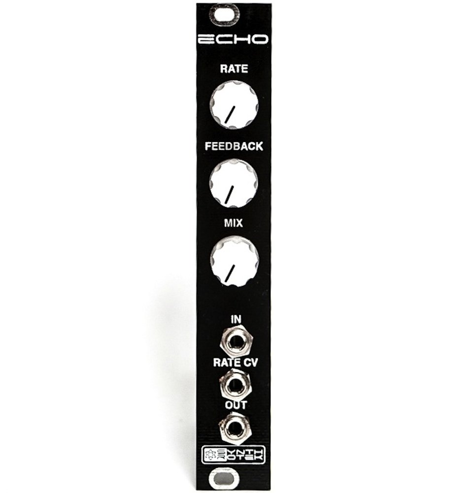 Synthrotek Echo - Voltage Controlled Echo Eurorack Module by Synthrotek (Image #1)