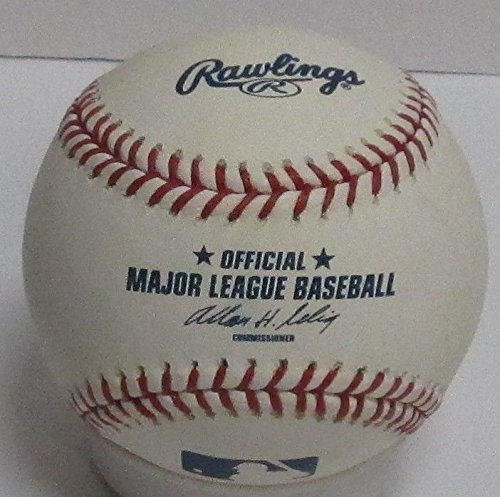 Cardinals Red Schoendienst Autographed Official MLB Basebal Signed '5 X Champs Certified Authentic
