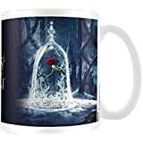 Beauty and the Beast Movie Enchanted Rose Mug en céramique, multicolore