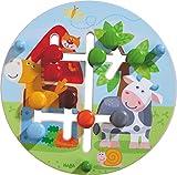 Best HABA Board Games Kids - HABA Motor Skills Board On The Farm Review