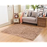 living room bedroom rugs mbigm ultra soft modern area rugs thick shaggy play nursery rug with nonslip carpet pad for living room bedroom 4 feet by 52