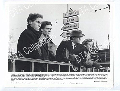 Movie Photo Swing Kids 8x10 Promotional Still Christian