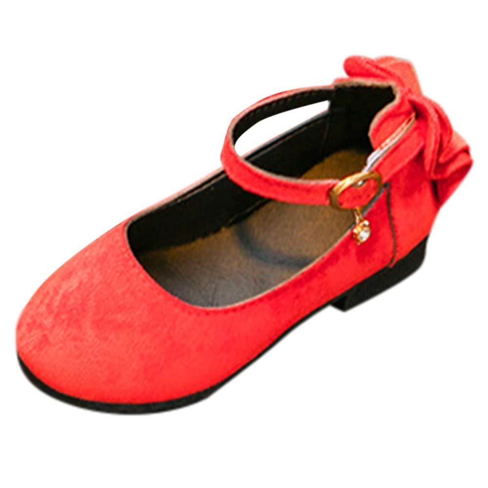 Topgrowth Ballerine Bambina Eleganti Sneaker Scarpe di Pelle Scarpe ... 74f5e686736
