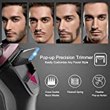 Electric Razor for Men - Lavieer Wet and Dry