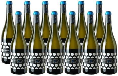 Paco & Lola - Vino Blanco- 12 Botellas: Amazon.es ...