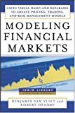 Modeling Financial Markets : Using Visual Basic.NET and Databases to Create Pricing, Trading, and Risk Management Models